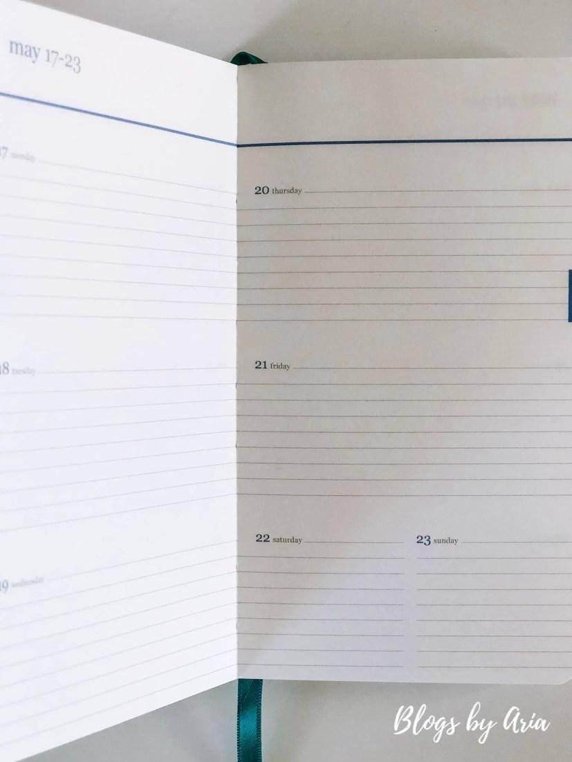 Erin Condren new Pocket Planner