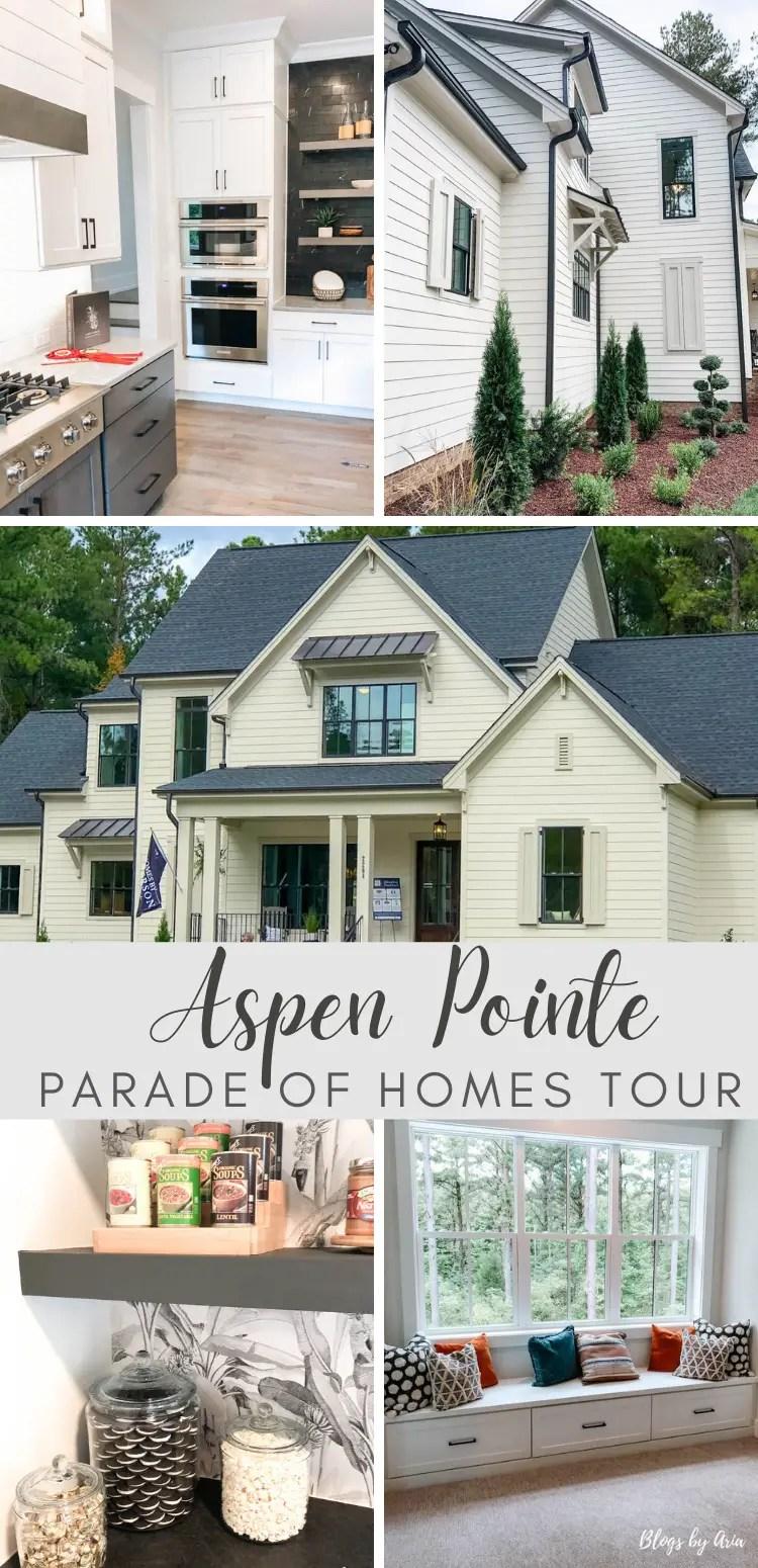 Aspen Pointe Parade of Homes Tour