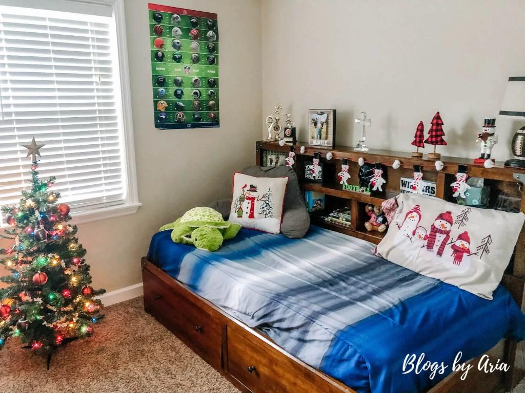 snowman Christmas decor ideas