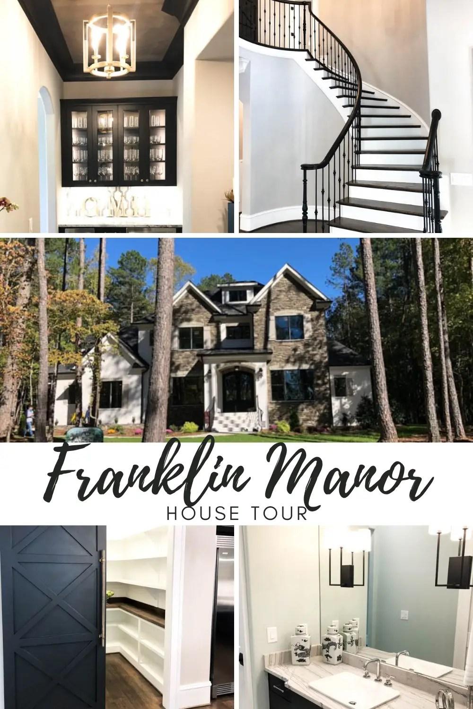 FRANKLIN MANOR HOUSE TOUR