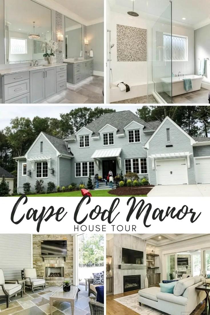 CAPE COD MANOR HOUSE TOUR