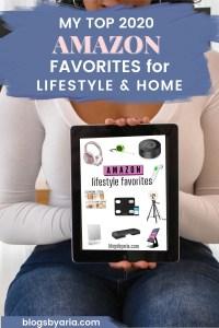 2020 Amazon Favorites