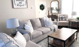 Living Room Decor Refresh