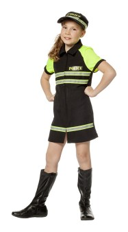 politie meisje