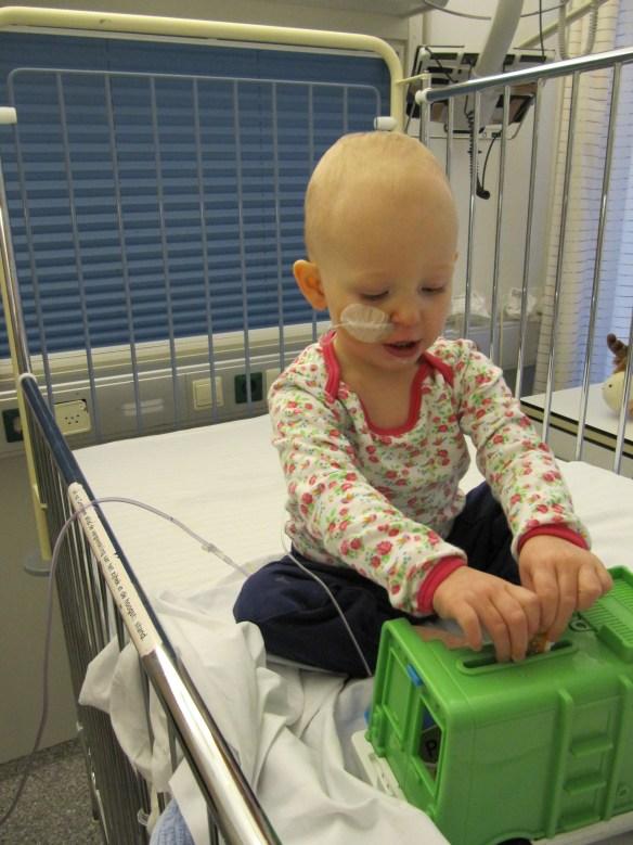Anne ziekenhuis RS-virus