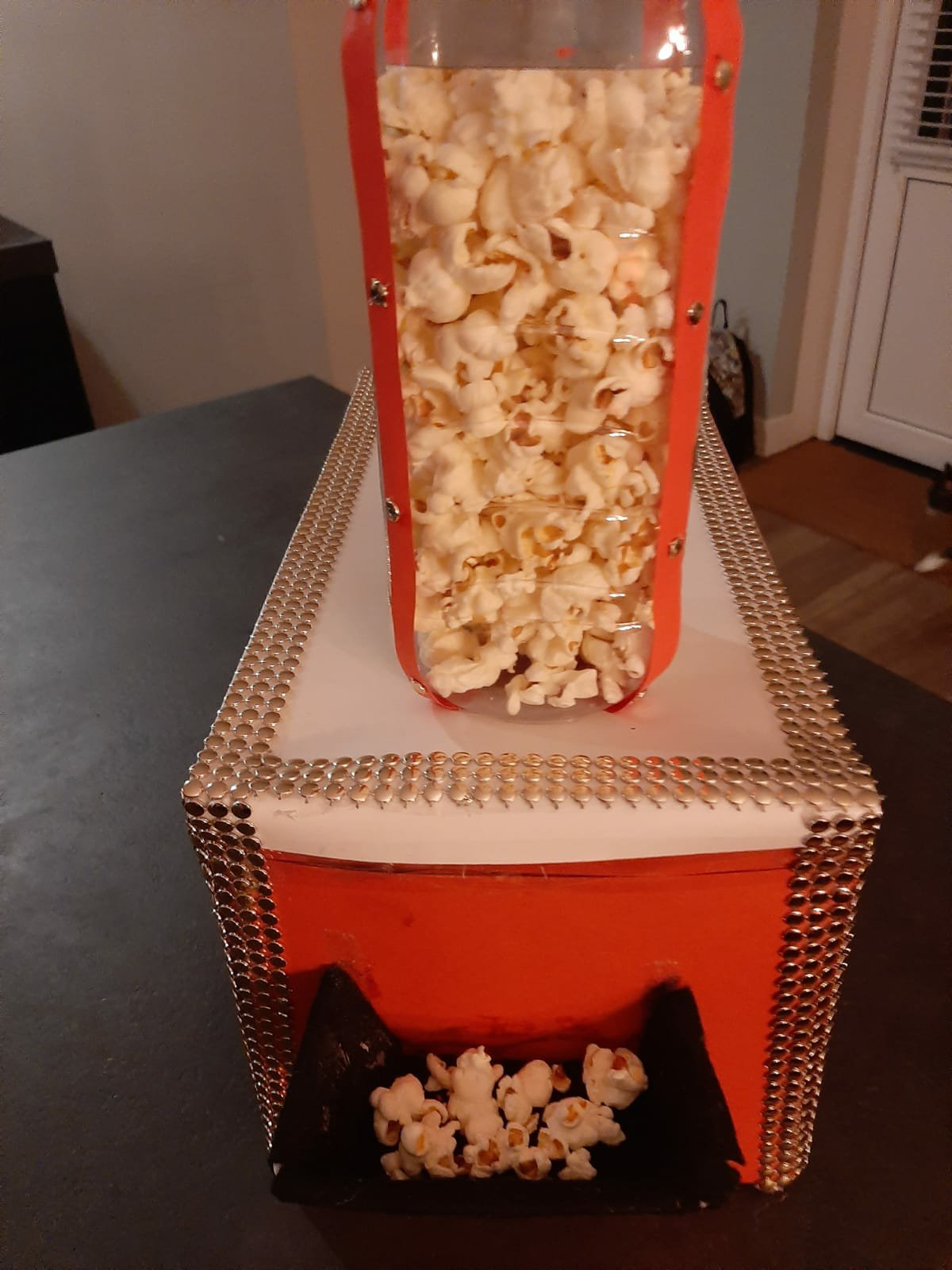 Surprise popcorn