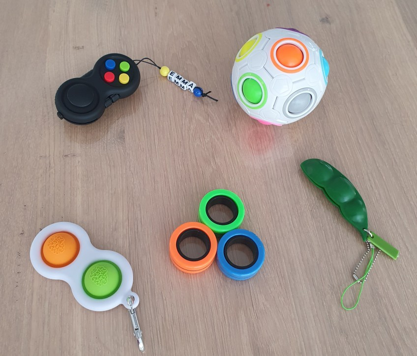 Blogsbyingrid - Fidget toys