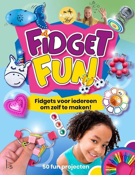 Fidget Fun: Fidgets voor iedereen om zelf te maken