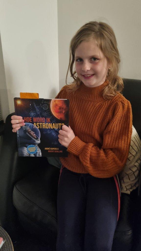 Blogsbyingrid -André Kuipers - Hoe word ik astronaut?