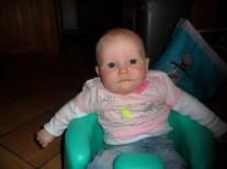 My little sister again
