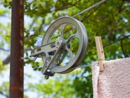 pulley-clothesline