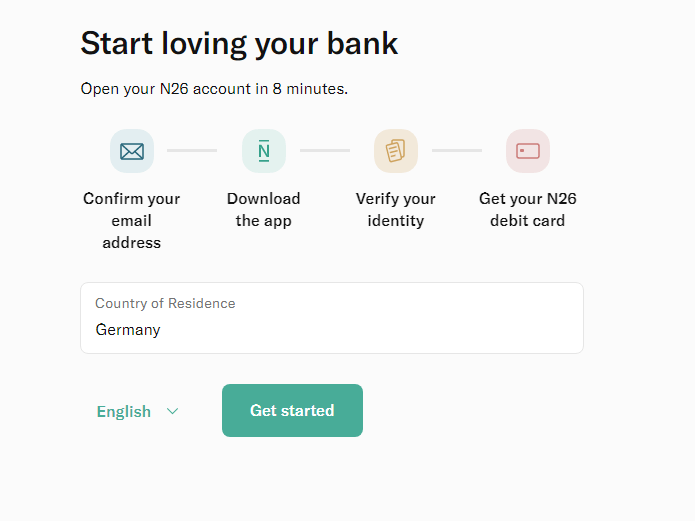 N26.com - How To Open N26 Account - Sign Up N26 Account - N26 Login