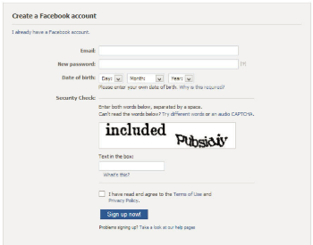 Create your Facebook Business Account