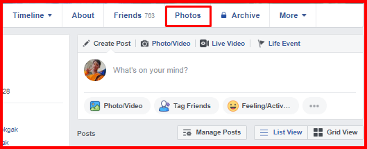 How Can I Delete An Album On Facebook this year 2020