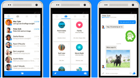 Free Facebook Messenger App Download For Android Users