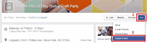 Can I Really Add Facebook Events To Google Calendar - My Facebook Events