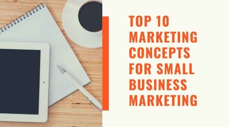 There is a lot of small business marketing are concepts that need to be considered and planned for it, but here's our list of the 10 Best Small Business Marketing Ideas.
