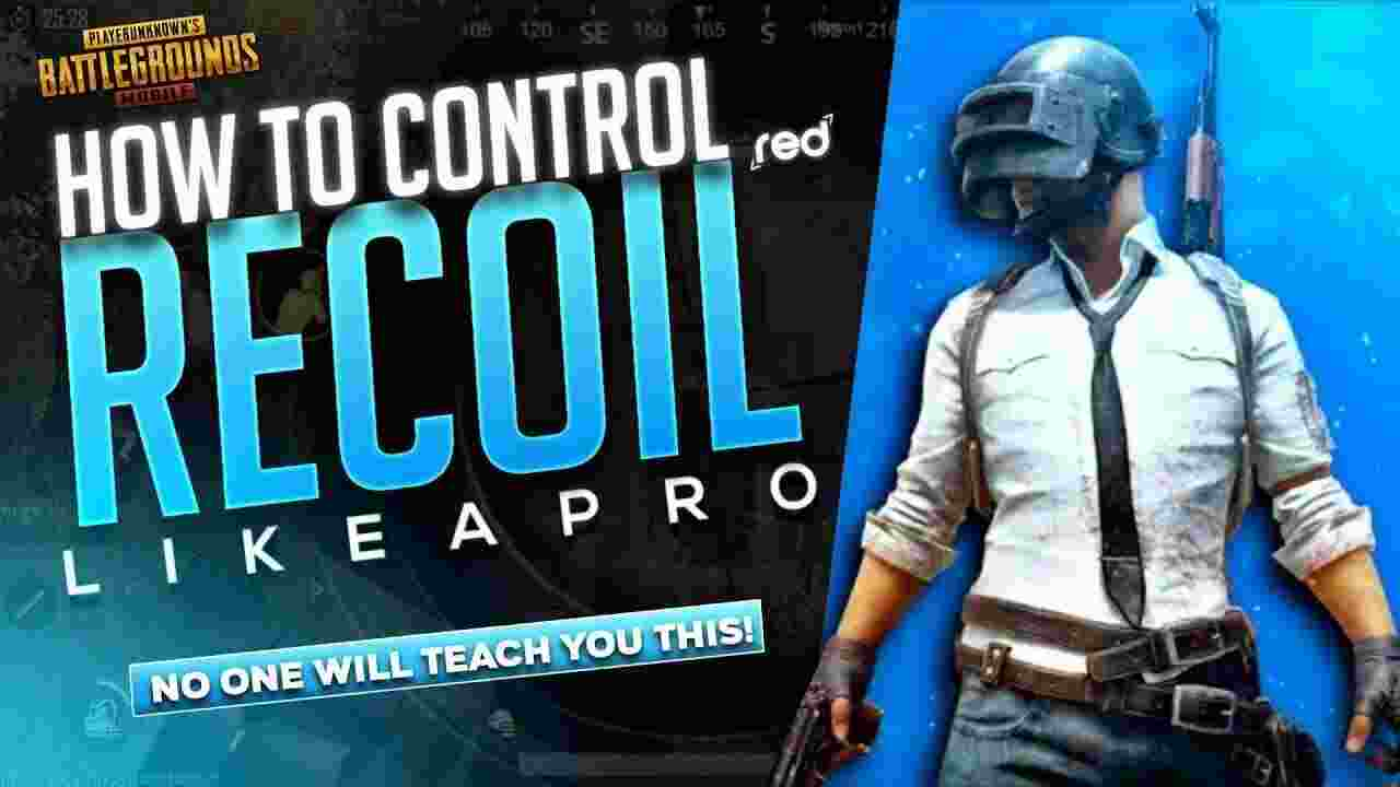 How to Control Recoil in PUBG Mobile 2021