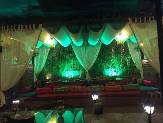 Shamiyana at Chaubara 601