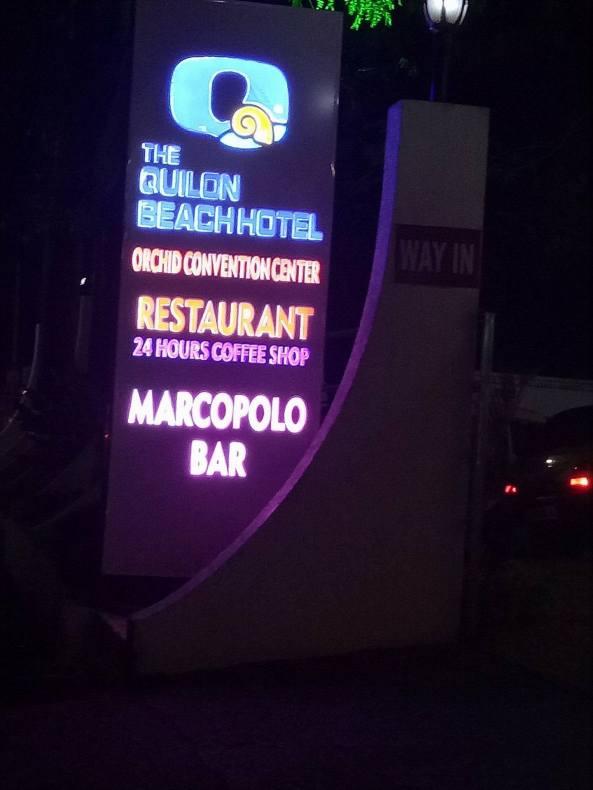 Quilon Beach Hotel