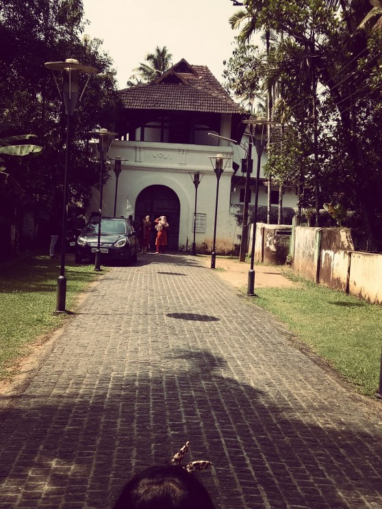 Paliam Kovilakam Museum