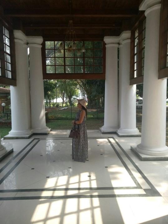 Bolghatty Palace Hotel.