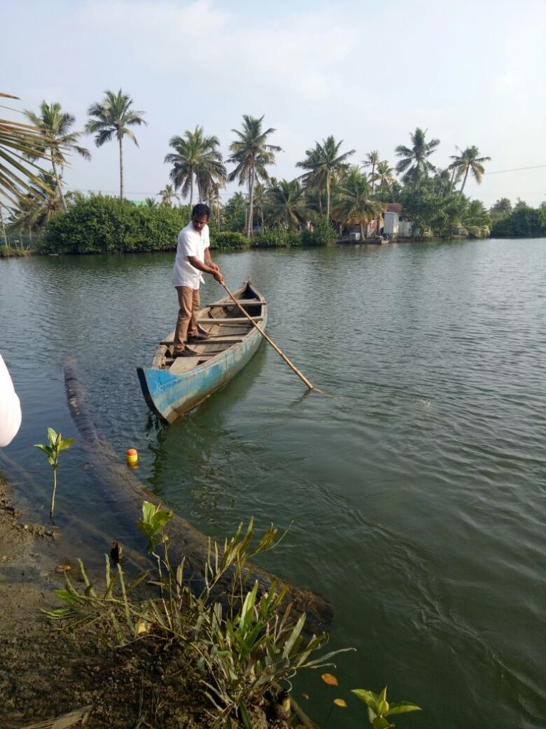 snake boat- 6 unique facts of kerala