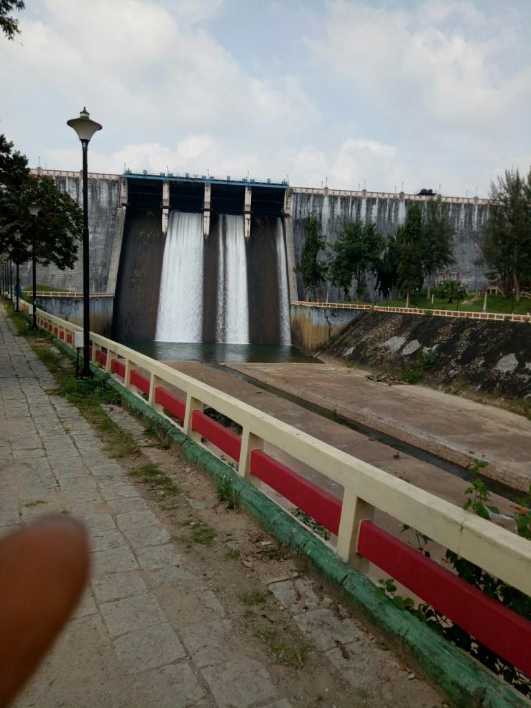 Nayyar dam