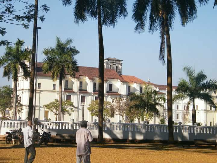 St Francis of Assissi Church, Old Goa