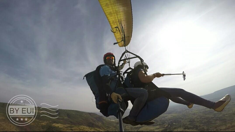 Paragliding at Nirvana Adventures Near Mumbai