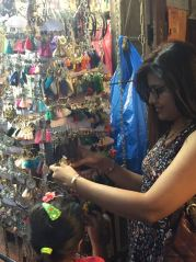 shopping at colaba causeway