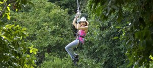 zipline at kerala
