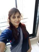 saree selfie