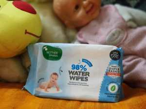 Mother sparsh wipes