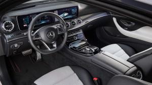 Mercedes-Benz E Class 350 d