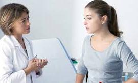 Gynecologist visit