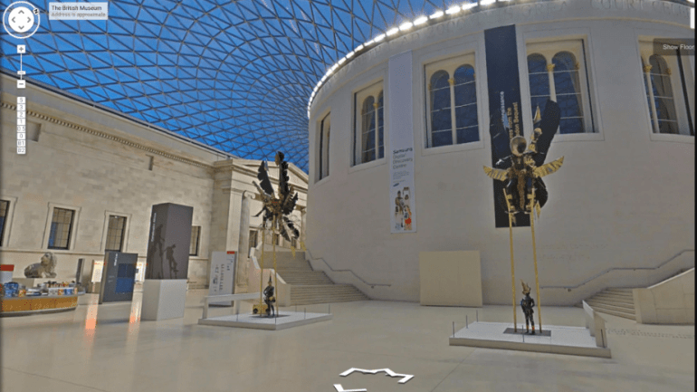 Virtual Tour of Museums With Kids