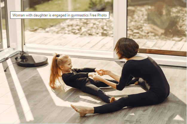 Yoga Session With Kids