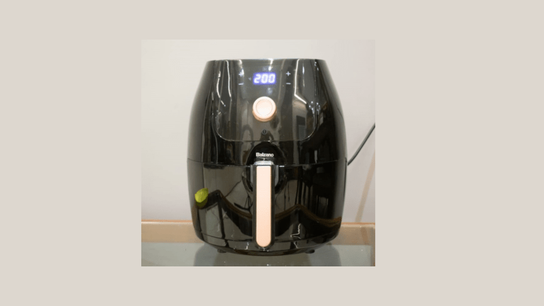 Balzano Digital Air Fryer