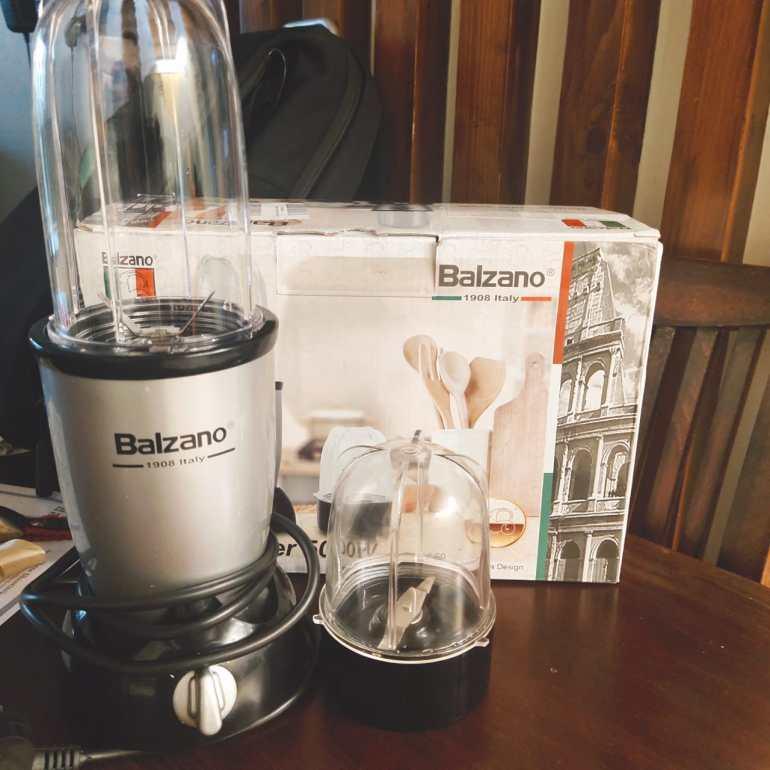 Balzano Blender