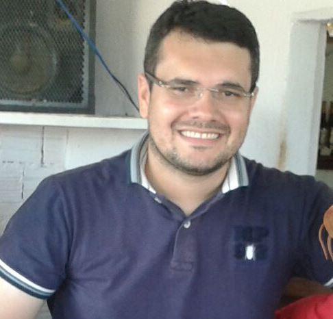 Resultado de imagem para foto do candidato a vice prefeito jefinho sao paulo do potengi