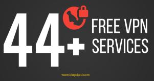 free vpn services