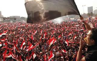 Arab Spring protest