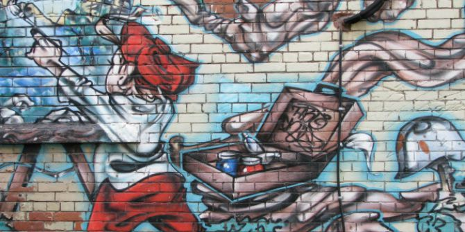 Book Review Ornament And Order Graffiti Street Art And