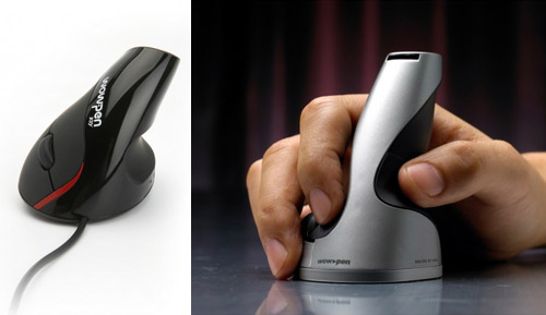 Mouse-Wireless-Ergonomic