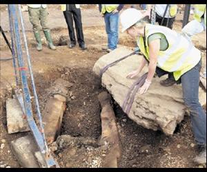 Una delle tombe a cista litica (pressandjournal.co.uk)