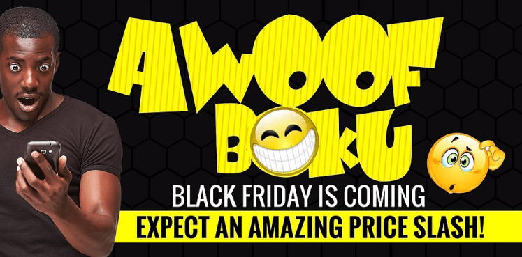 AWooF BokU Black Friday Sales