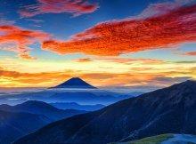 Onde as montanhas encontram o céu