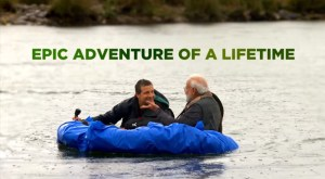 bear grylls with modi