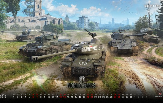A World Of Tanks Guide